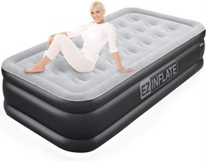 EZ INFLATE Twin Air Mattress
